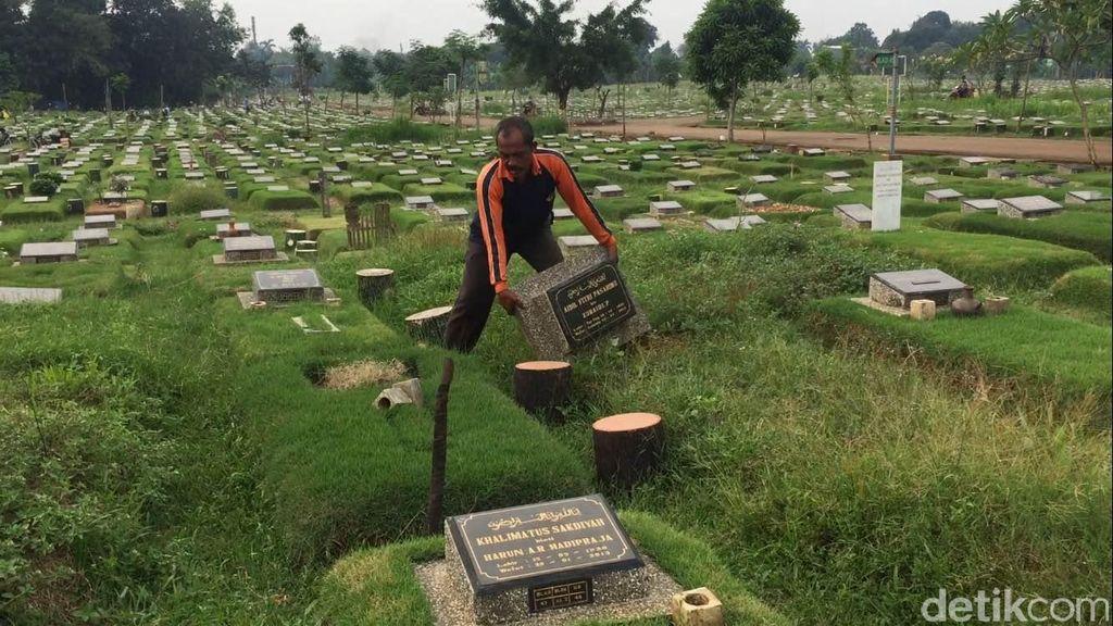 Motif Pemesan Makam Fiktif di Pondok Ranggon: Ingin Dikubur Dekat Keluarga