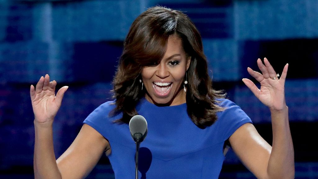 Sihir Pidato Michelle Obama