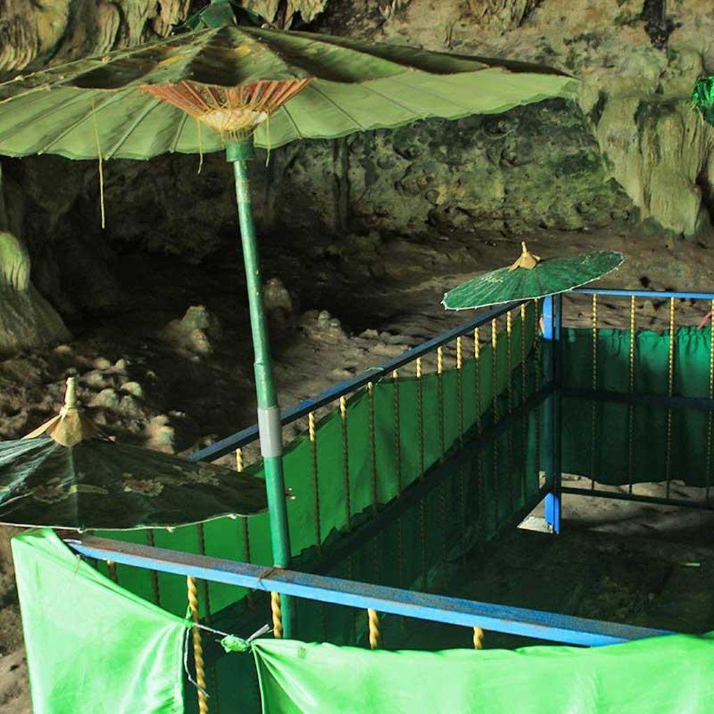 Kisah Makam Anak Angkat Nyi Roro Kidul di Gua Pangandaran
