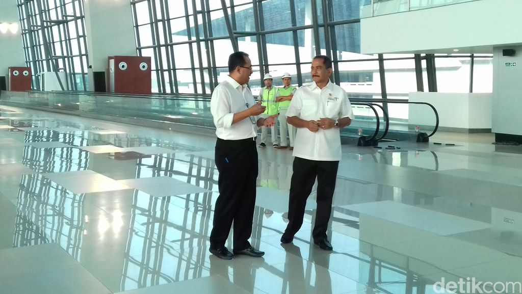 Terminal 3 Ultimate Dijadwalkan Beroperasi Agustus, Targetkan 50 Ribu Penumpang