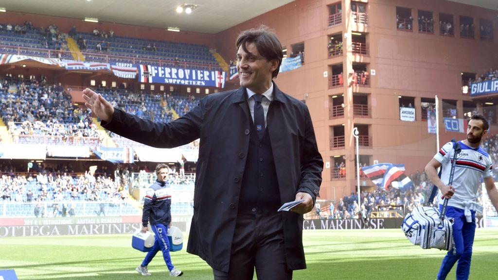 Donnarumma: Montella Tepat untuk Milan