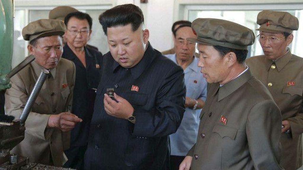 Korut Kena Sanksi PBB, Kim Jong-un Tak Bisa Lagi Mendapatkan Jam Swiss