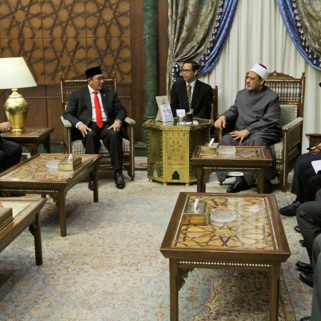Menang Usul Pemindahan Program Pendalaman Bahasa Arab Al-Azhar ke Indonesia