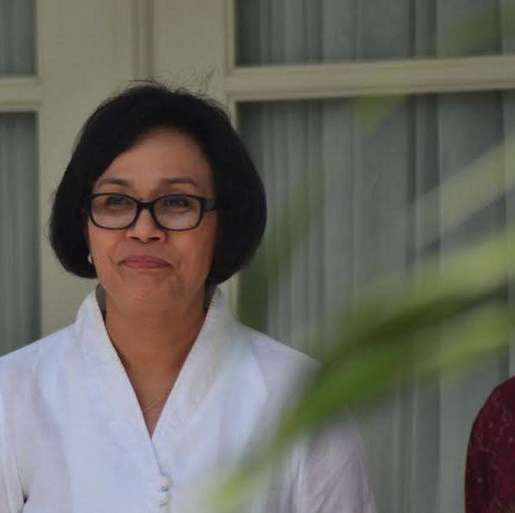Pesan Jokowi ke Sri Mulyani: Tax Amnesty Harus Berhasil