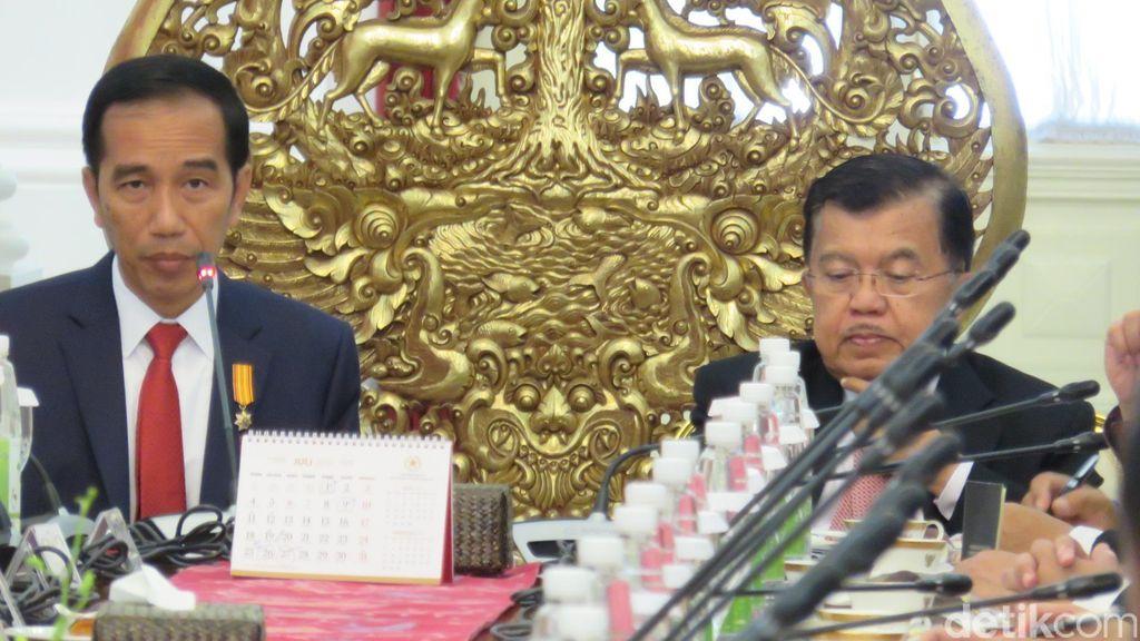 Setelah Reshuffle Kabinet, Jokowi: Tidak Ada Lagi Saling Menyalahkan!