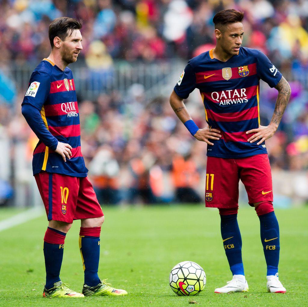 Neymar: Tak Masalah Bergantung pada Messi, Dia Pemain Terbaik Dunia