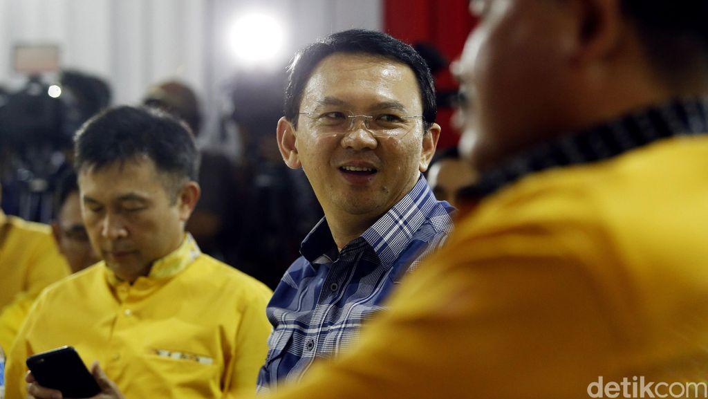 Ahok Maju Lewat Jalur Partai, Habiburokhman: Menang Kan Saya!