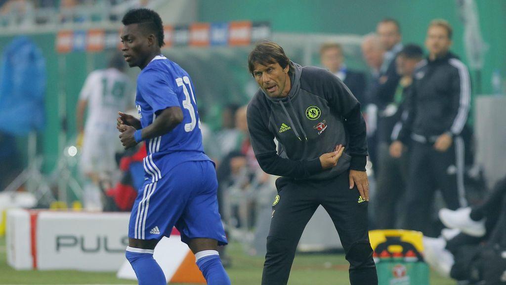 Conte Mau Chelsea Main Menyerang dan Intens