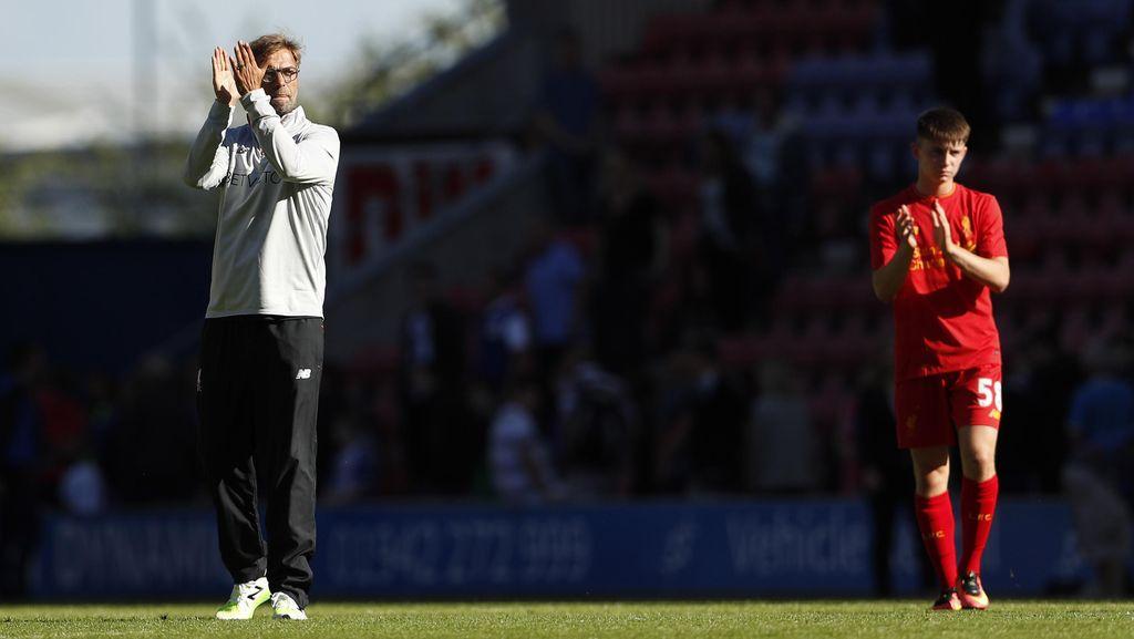 Conte Sebut Liverpool sebagai Salah Satu Kandidat Juara