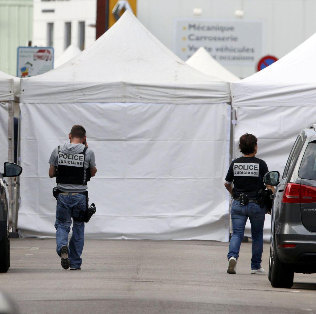 ISIS Klaim Dalangi Serangan Teror Keji di Gereja Katolik Prancis