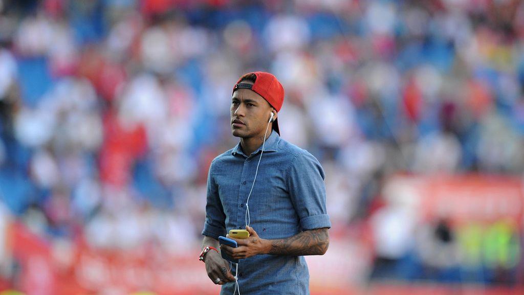 Neymar Membela Diri soal Kegemarannya Berpesta