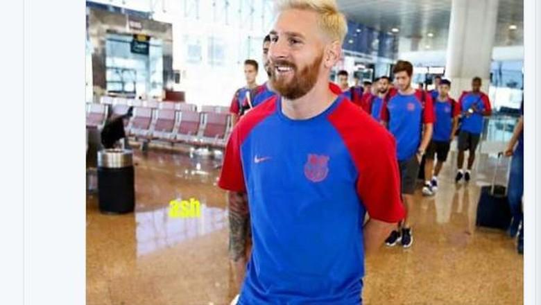 Pelatih Baru Argentina Akan Temui Messi