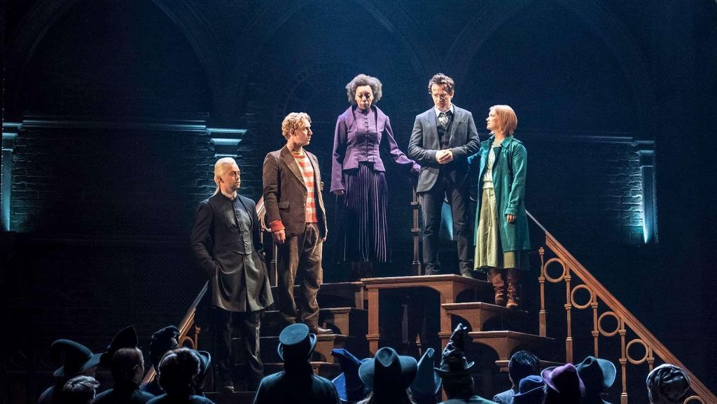 Siap-siap! Teater Harry Potter and the Cursed Child Dibuka di London
