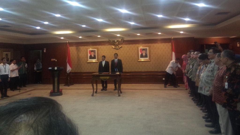 Menteri Asman Abnur: Presiden Berpesan Kementerian PAN-RB Mesti Lari Kencang