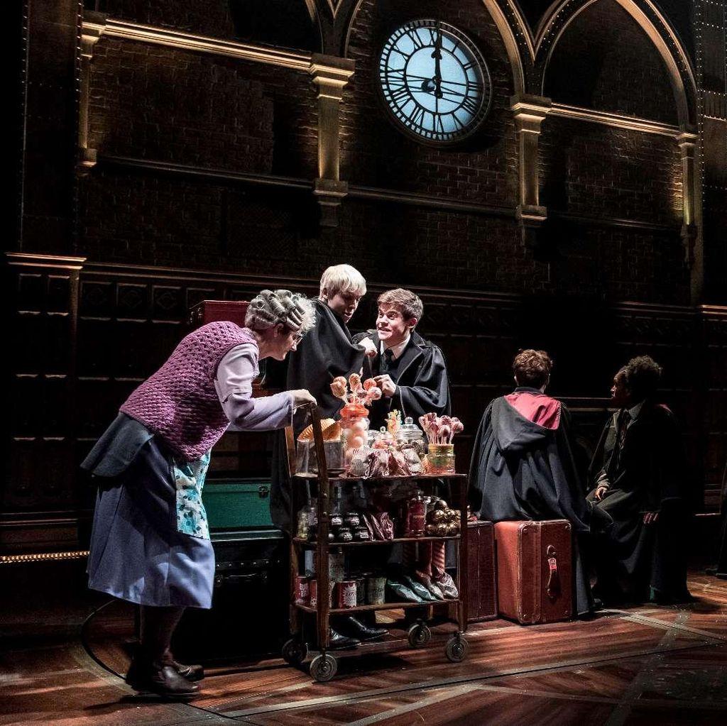 Harga Sengaja Dinaikkan, Produser Teater Harry Potter Kecam Calo Tiket