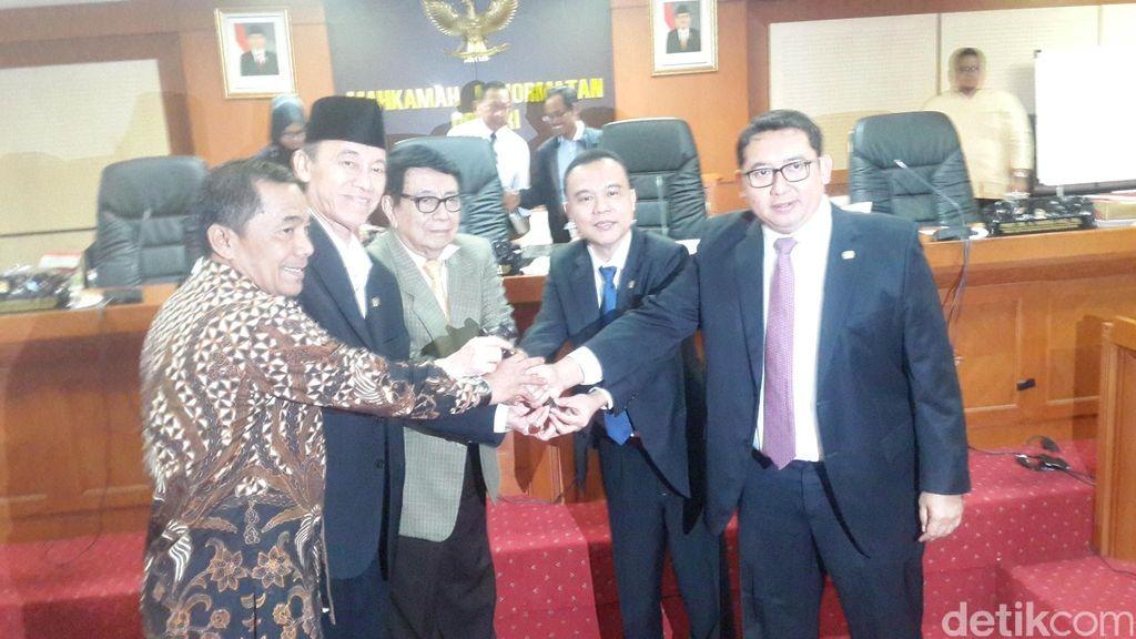 Cerita di Balik Kudeta Kursi PKS di Pimpinan MKD