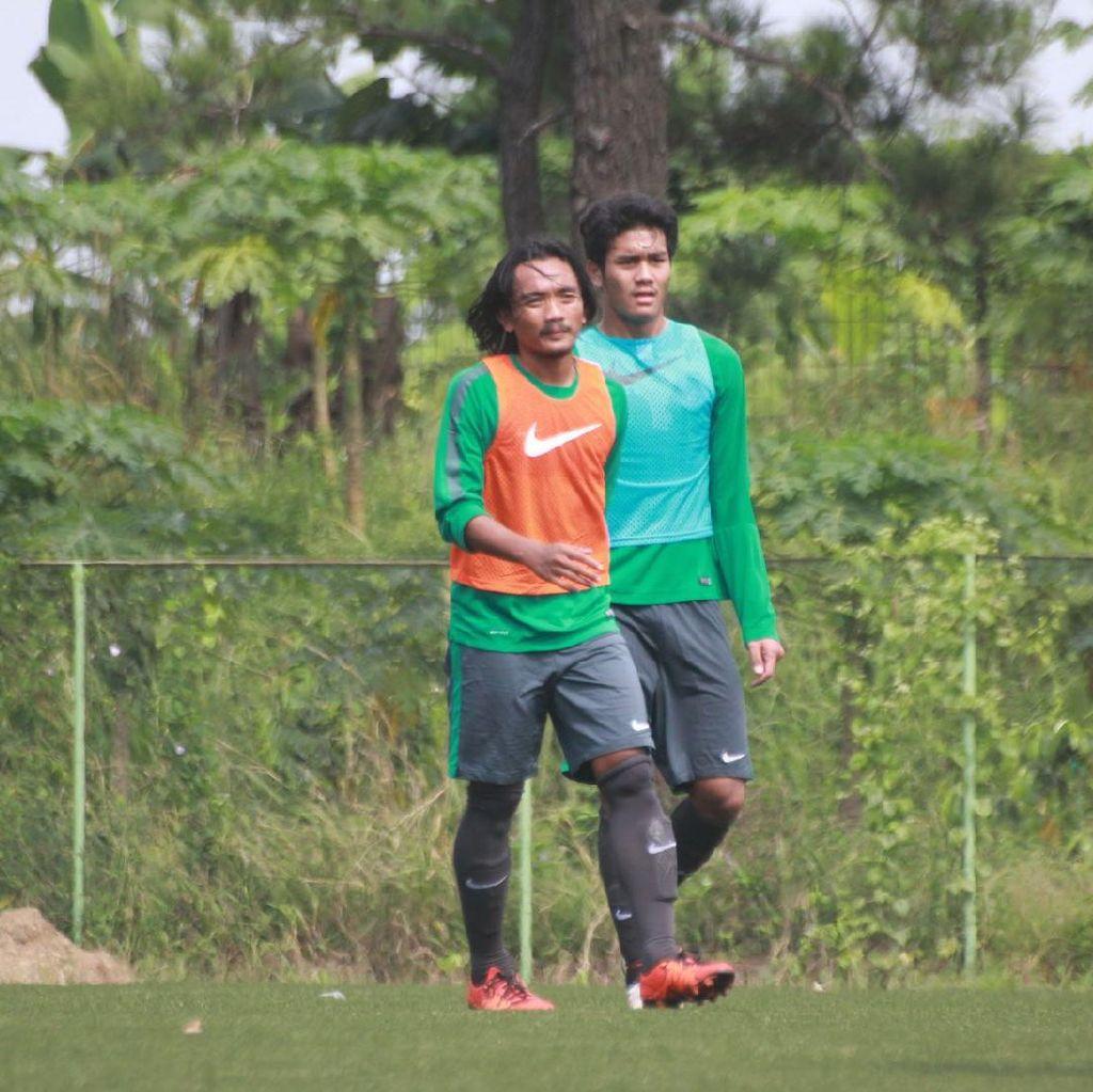 Timnas U-19 Ujicoba dengan Dua Tim Lokal