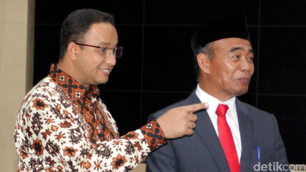 Cerita Prof Muhadjir Saat Diberitahu Jokowi Jadi Menteri