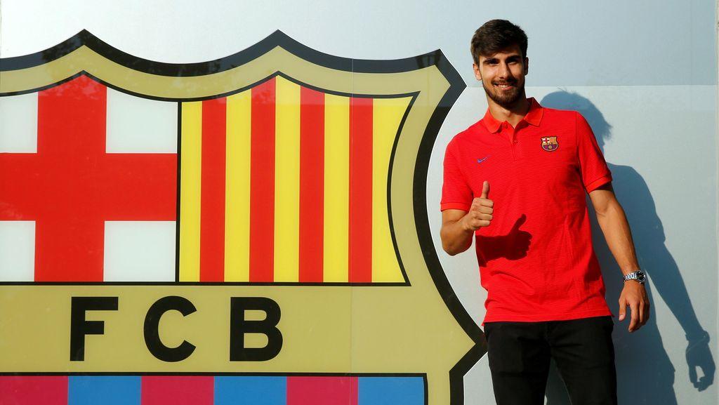 Kenapa Andre Gomes Lebih Memilih Barca ketimbang Madrid