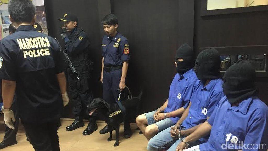 Oknum TNI Ditangkap karena Bantu Selundupkan Sabu 10 Kg dari Malaysia
