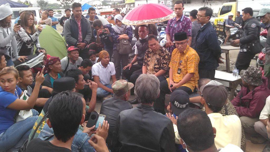 Pemkot Bandung Janji Relokasi Warga Terdampak Penggusuran Lahan PT KAI