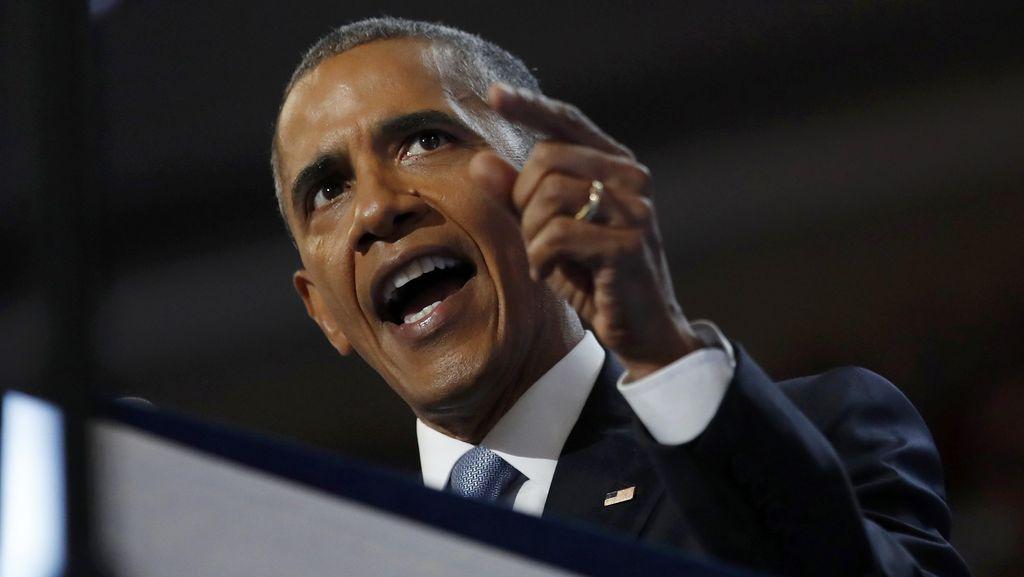 Obama Beri Remisi untuk 214 Napi Narkoba Sekaligus