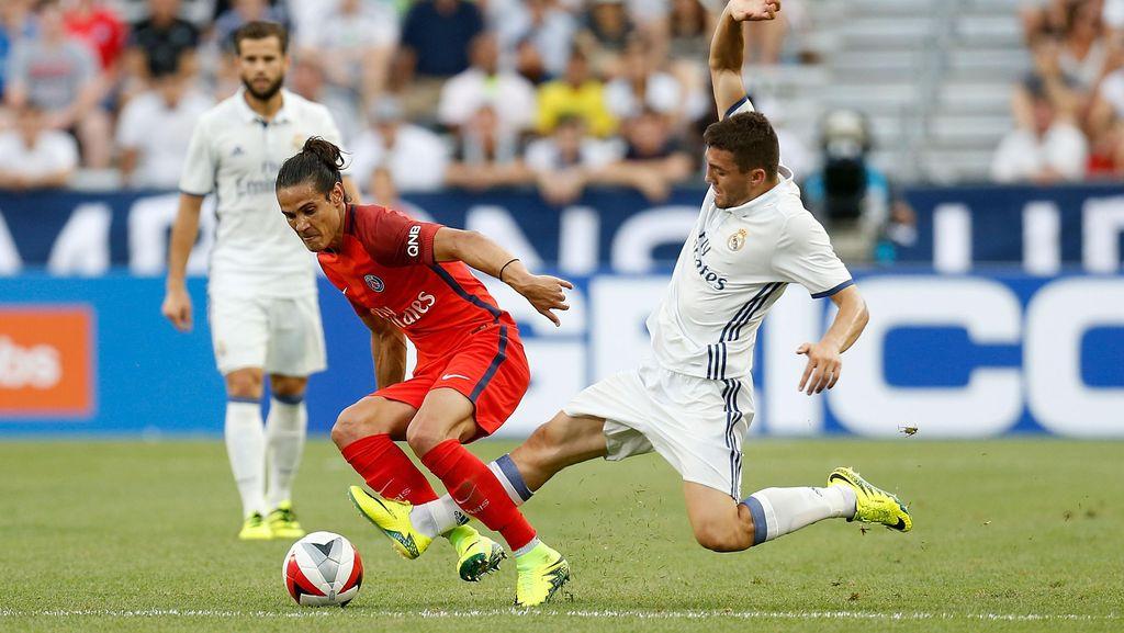 PSG Tekuk Madrid 3-1