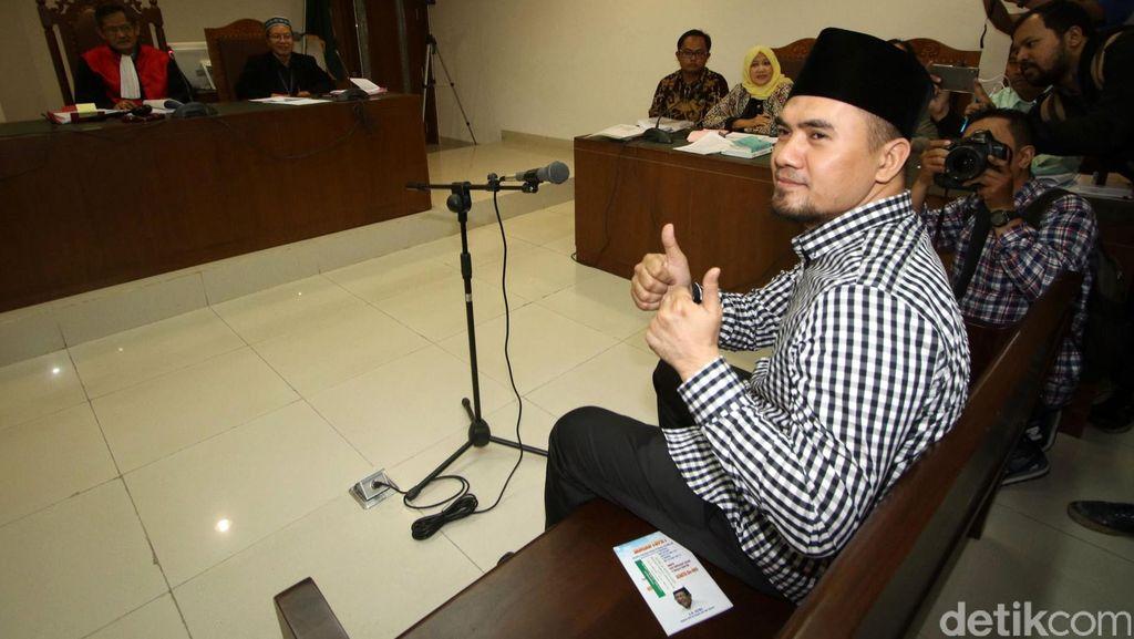 KPK Yakin Kalahkan Gugatan Panitera Tajir Tersangka Kasus Saipul Jamil