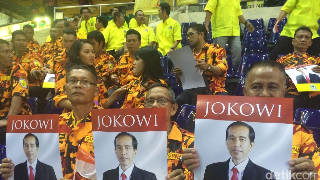 Golkar Eksploitasi Jokowi, Politikus Nasdem: Itu Berlebihan!