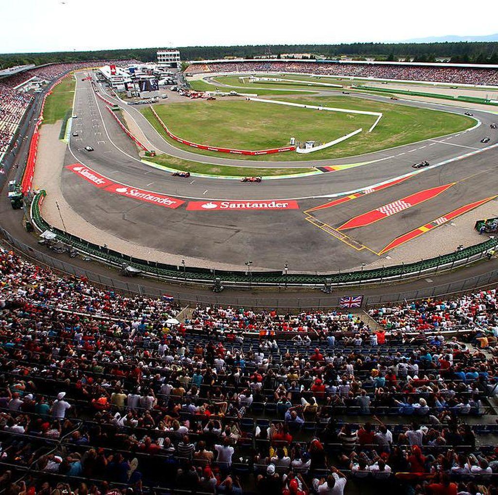 Jelang GP Jerman dalam Angka