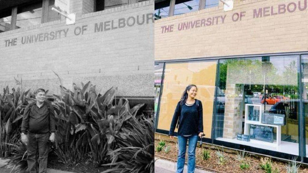 Menelusuri Kembali Jejak Ayah di Melbourne