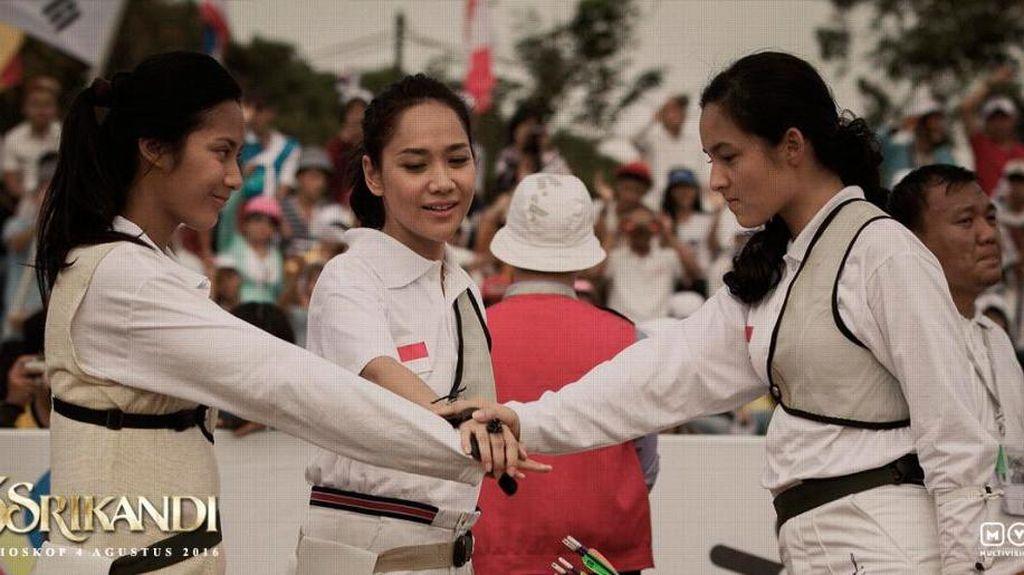 Mengenal Sosok Tiga Atlet dalam Film 3 Srikandi
