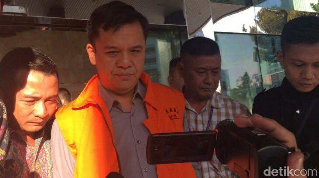 Kasus Suap Putusan PN Jakpus, Pengacara Raoul Ditahan KPK