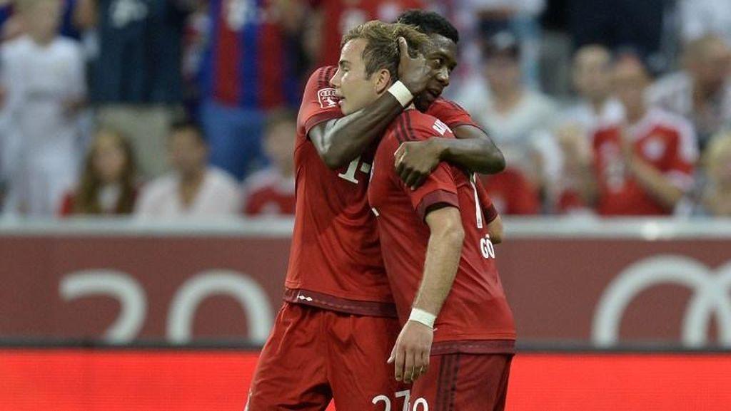 Goetze Dianggap Gagal di Bayern, Alaba Membela