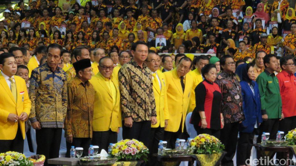 Golkar Dukung Jokowi untuk 2019, PPP: Itu Strategi Politik