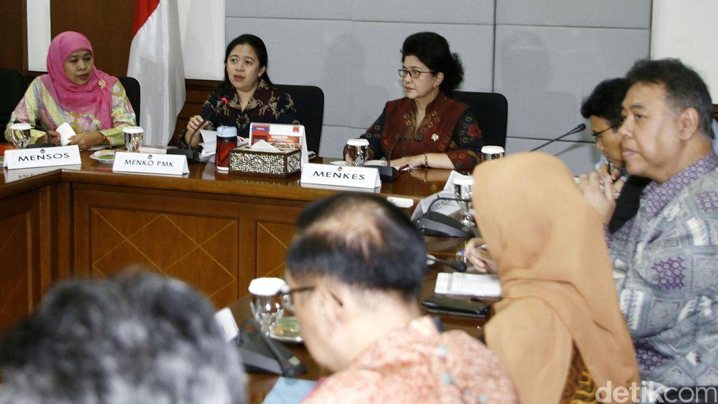 Mensos Terjunkan 22 Ribu Operator PKH untuk Sosialisasikan BPJS Kesehatan
