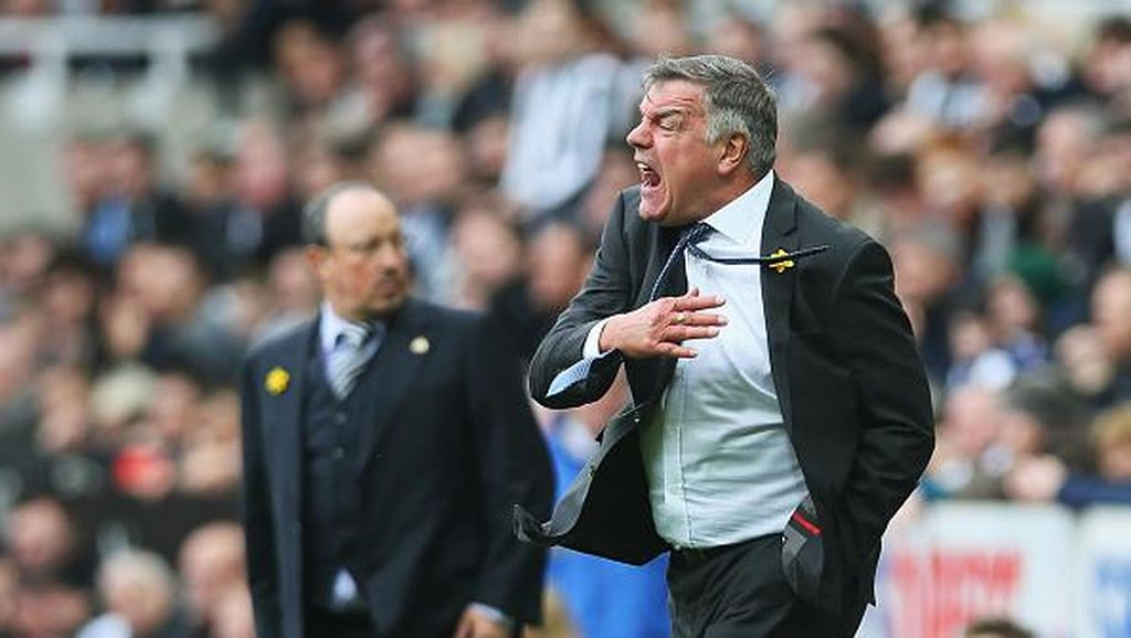 Allardyce Letakkan Jabatan Akibat Skandal, FA Angkat Bicara