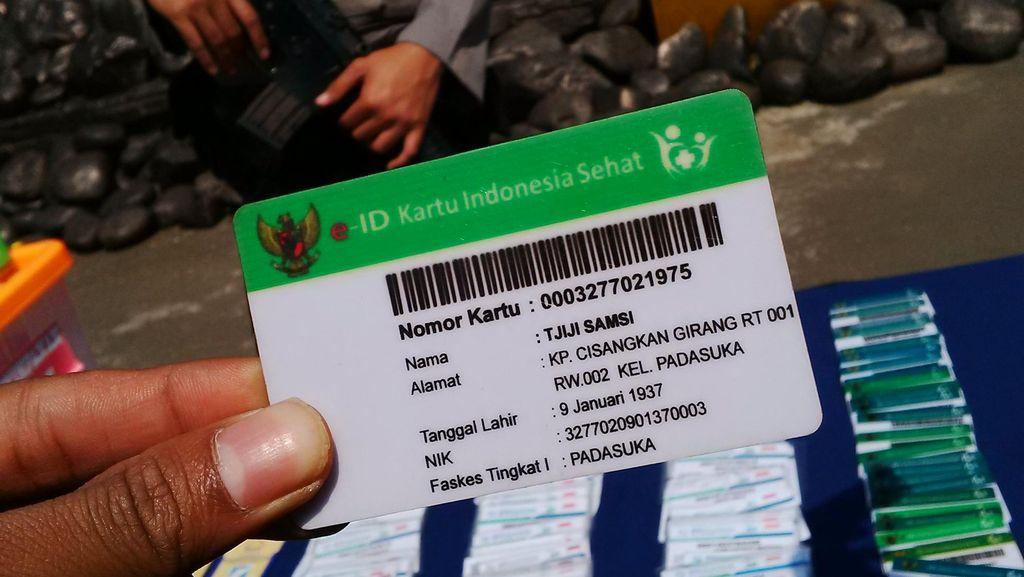 Pemalsu Kartu BPJS di Kabupaten Bandung tidak Tahu KIS Dipalsukan