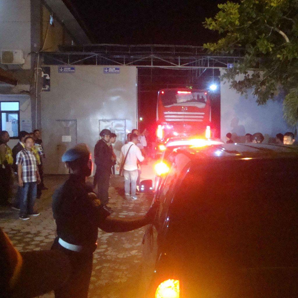 Malam ini, Jaksa Eksekutor hingga Rohaniwan Masuk ke Nusakambangan