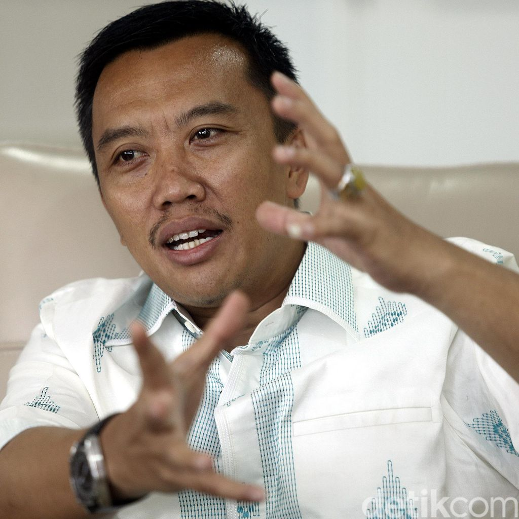 PSSI Ngotot Kongres di Makassar, Menpora: Terserah Saja