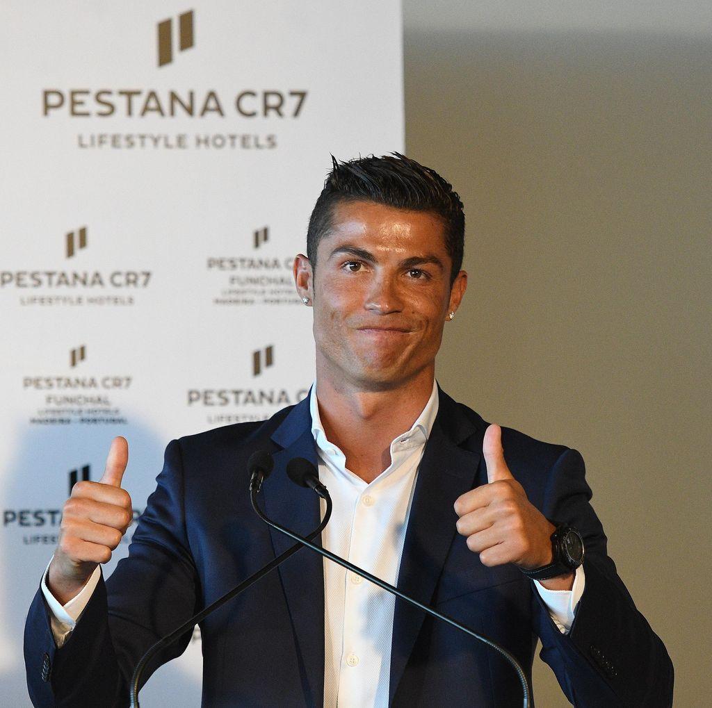 Kencan dengan Cristiano Ronaldo, Ini Kata Model Cristina Buccino