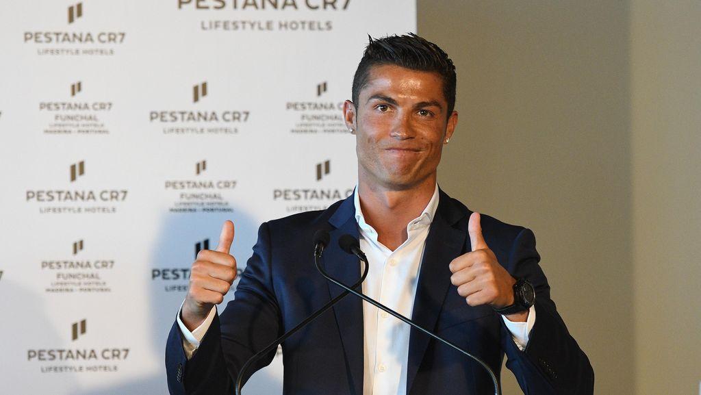 Jadi Nama Bandara, Ronaldo Diselamati Maskapai Asal Republik Irlandia