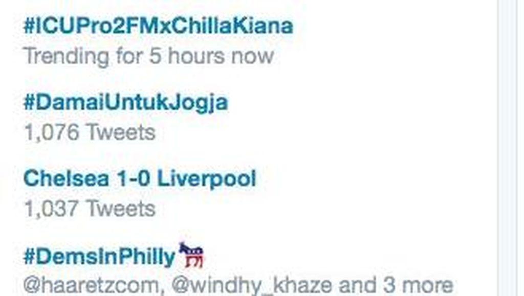 Ahok Pilih Jalur Parpol, #BalikinKTPGue Jadi Trending Topic