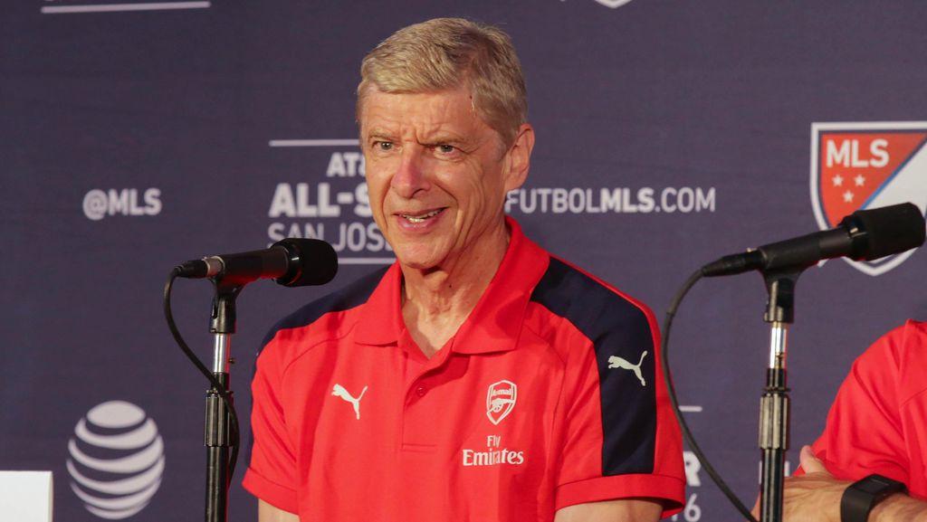 Wenger Sebut Finis Empat Besar Takkan Cukup buat Arsenal