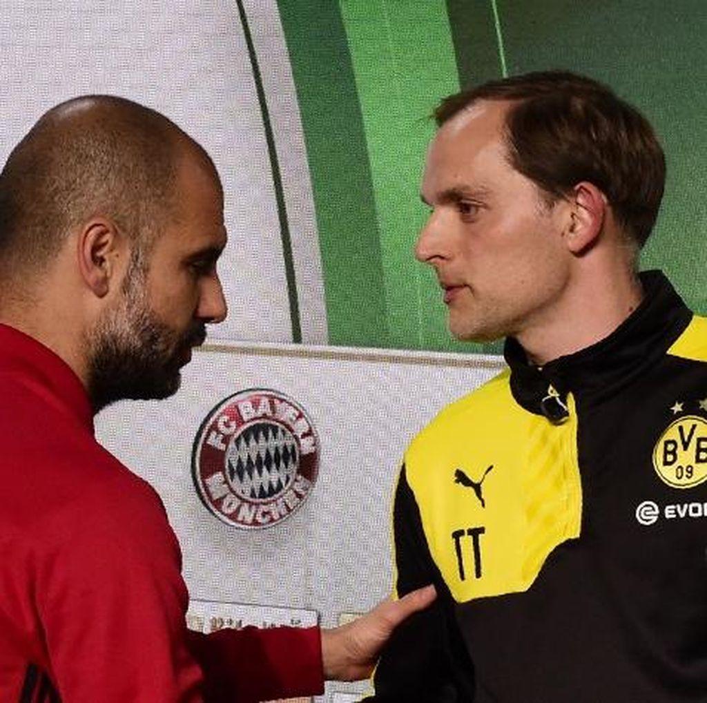 Guardiola Ingin Tuchel Jadi Suksesornya di Bayern