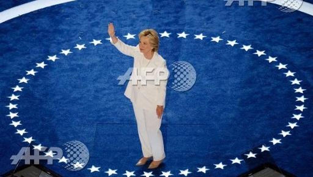 Hillary Clinton Sebut Donald Trump Ingin Memisahkan AS dari Dunia