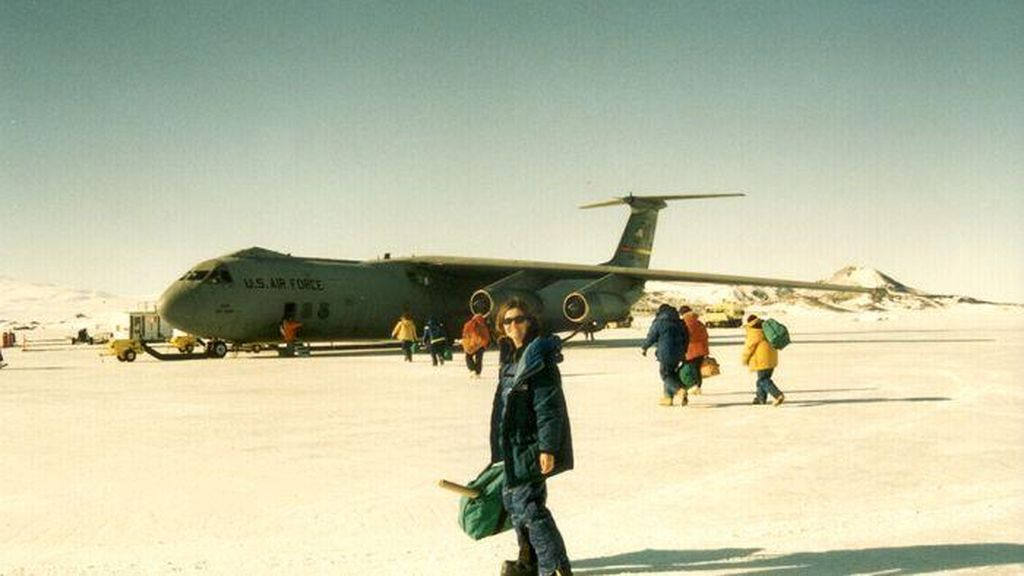 70 Ilmuwan Perempuan Latihan Kepemimpinan di Antartika