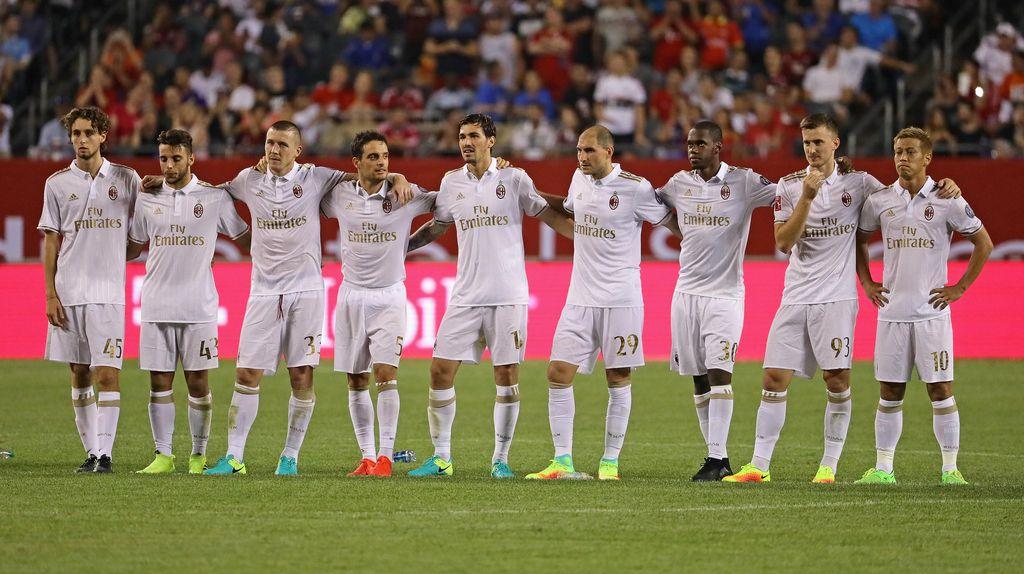 Realistis, Milan Targetkan Lolos Kompetisi Eropa