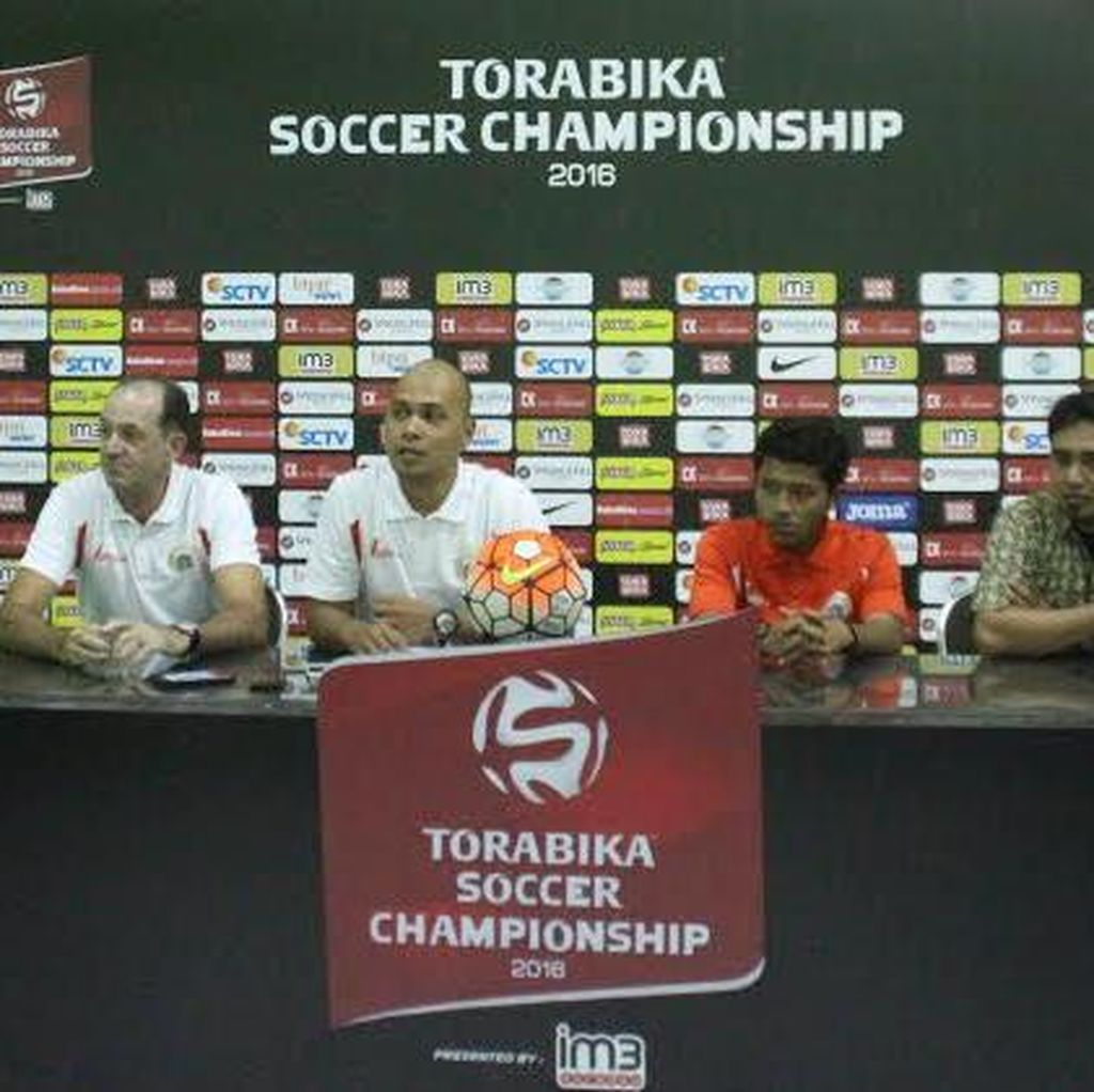 Persija Janjikan Pertandingan Menarik Lawan BSU