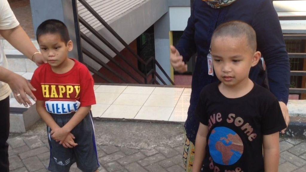 Wanted! Orang tua 2 Anak Autis yang Telantar Setahun di Panti Sosial Ini
